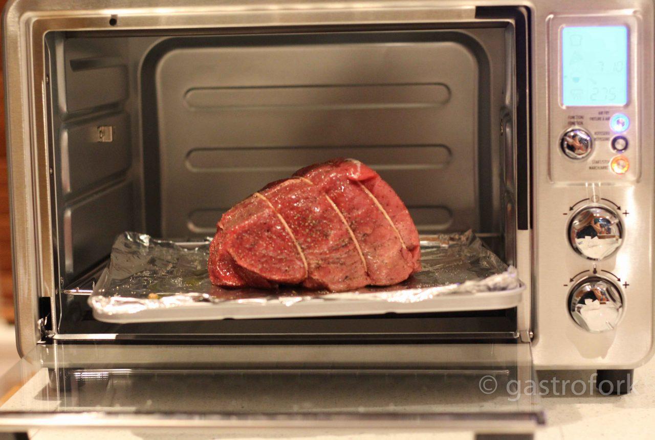 Hamilton Beach Sure Crisp Digital Air Fryer Toaster Oven with Rotisserie
