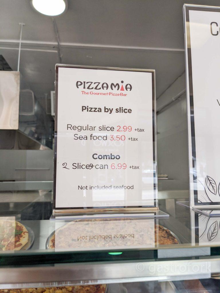 pizza mia cambie