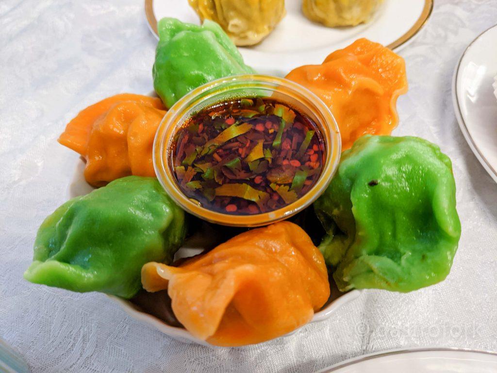 heritage eatery dim sum chicken lamb dumplings