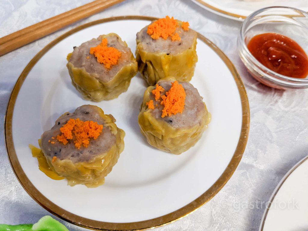 heritage eatery dim sum siu mai